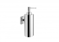 Настенный дозатор для мыла хром Roca Victoria, A816677001