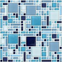 Настенная мозаика 8 mm, A-MGL08-XX-070