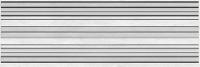 Вставка дек. 20*60 Мармара Лайн серый 17-03-06-658-0 (5 шт), Ceramica Classic