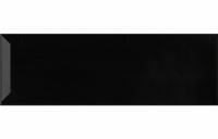 Monocolor brillo bisel negro 30x10, Monopole