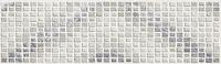 Настенная плитка Acustic White 290 x 1000 mm