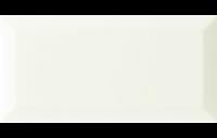 Monocolor brillo bisel blanco 20x10, Monopole