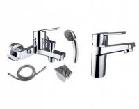 Промо-набор для раковины, ванны и душа 99823 + 99829