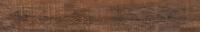 Керамический гранит 1200x195 Вуд Эго Тёмно - Коричневый SR
