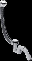 Готовый набор Hansgrohe: набор для слива и перелива для стандартных ванн, 58143000