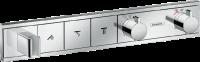Термостат Hansgrohe, скрытого монтажа, для 3 потребителей, 15356000