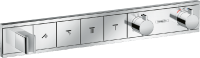 Hansgrohe RainSelect с 4 кнопками, 15357000