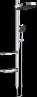 Душевая система Hansgrohe Showerpipe 360 1 jet, СМ, 26842000