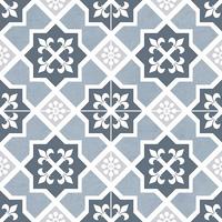 Напольная плитка Lester Blue 450x450 (225x225) mm
