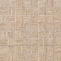 Настенная мозаика Biloba beige 324x324 / 10mm
