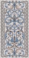 Ковер Мозаика синий декорированный лаппатированный SG590902R 119,5х238,5 (Россия)