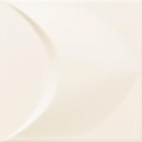 Настенная плитка Colour white STR 2 148 x 148 mm