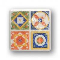 Настенный декор Quartet 3 115x115 / 8mm