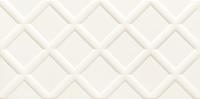 Настенная плитка Burano white STR 608 x 308 mm