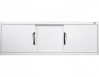 Экран под ванну купе ЛАГУНА 150 белый арт. 515003