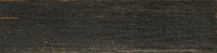 Напольная плитка Kori Black MAT 898x223 / 11mm