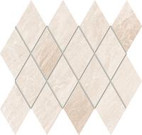 Настенная мозаика Jant white 262 x 218 mm