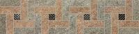 Бордюр 50,2*12,4 Эйгер мозаичный 154\SG4504(10 шт)1с, Kerama Marazzi