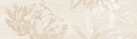 Настенный декор Flower Cream A 290 x 1000 mm