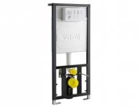 Система инсталляции для унитазов VitrA 742-5800-01 3/6 л