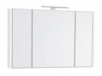 Зеркальный шкаф Roca Etna 100 см 7857305806, белый глянец