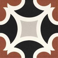 Универсальная плитка  Aran Rojo 200 x 200 mm