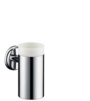 Стаканчик для зубных щеток Hansgrohe Logis Classic, 41618000