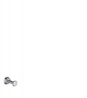 Крючок одинарный AXOR Montreux, 42137000