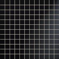 Настенная мозаика Black A 298x298 / 10mm