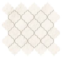 Настенная мозаика Majolika grey 264x246 / 7mm