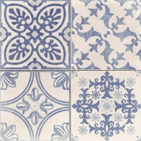 Плитка напольная 44,2*44,2 SKYROS DECO BLANCO (87,68 кв.м) 1с., Realonda Ceramica