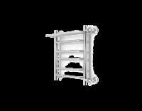 Полотенцесушитель ZorG Tiida Plus с полочкой 500/600 R500 правый
