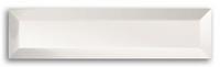 Настенная плитка Piccadilly White 2 598x148 / 12,8mm