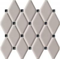 Настенная мозаика Abisso grey 298x270 / 11,5mm