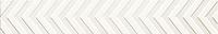 Настенный бордюр Karelia white 448x73 mm