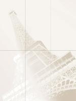 Настенный декор Tour Eiffel 898 x 1198 mm