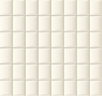 Настенная мозаика Elementary white 321 x 300 mm