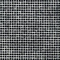 Настенная мозаика Black 300x300 mm