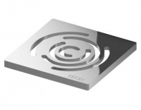 Решетка Tece ТЕСЕdrainboard 310 00 03 rings