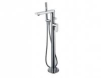 Смеситель WasserKraft Dinkel 5821 для ванны, напольный