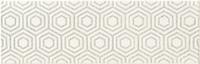 Настенная плитка Burano bar white А 237 x 78 mm