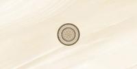 Настенный декор  Inserto Opal Vesta Crema 340 х 670 mm