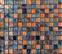 Настенная мозаика 8 mm, A-MGL08-XX-043