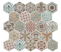 Напольная плитка Harmony Colours Mix 175 x 200 mm