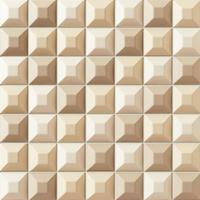 Настенная мозаика Elementary cream 314x314 / 18mm