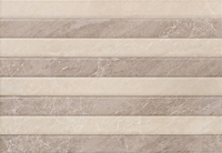 Настенная плитка Moza ecru STR  250x360 mm