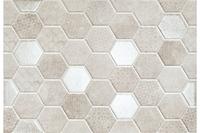 Настенный декор Magnetia hexa A 360 x 250 mm