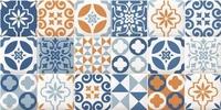 Настенный декор Vera Blue 300 х 600 mm