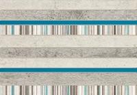 Декор настенный Gris turkus 250 x 360 mm