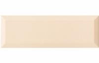 Monocolor brillo bisel crema 30x10, Monopole